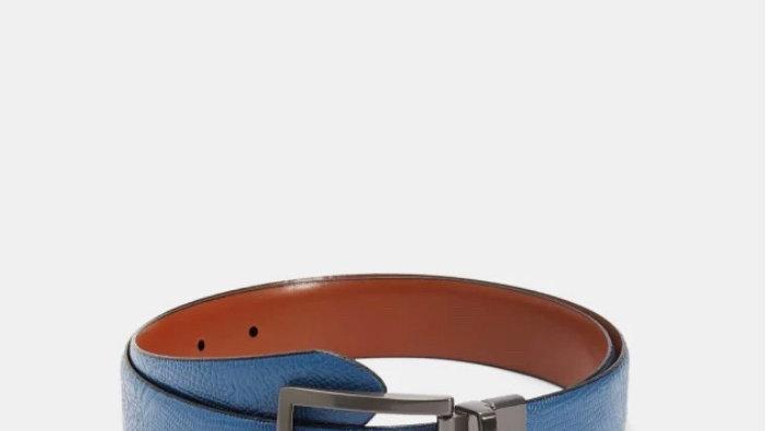 Ted Baker London RONNI Croc print leather belt