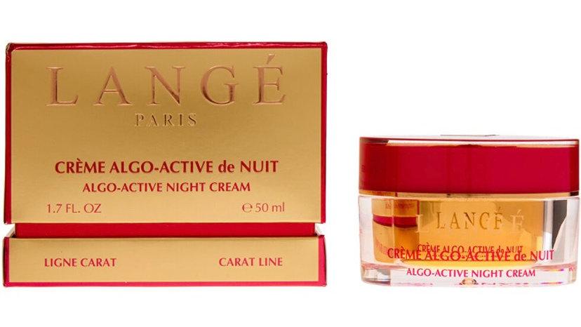LANGE PARIS Algo Active Night Cream 50ml