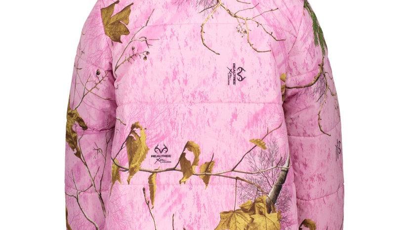 VANS Pink Tree Padded Coat