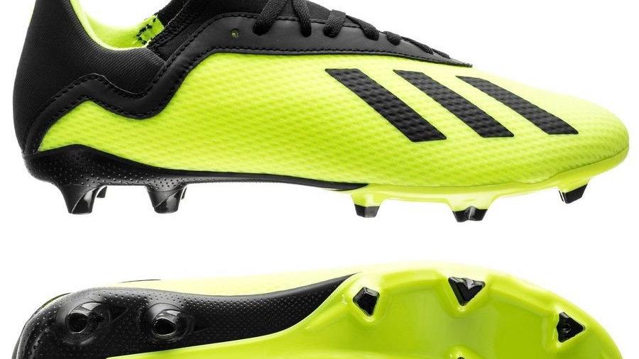 Adidas X 18.3 FG Boots - Uk 9.5