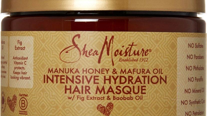 SHEA MOISTURE Manuka Honey & Mfura Oil Hydration Hair Masque 354ml