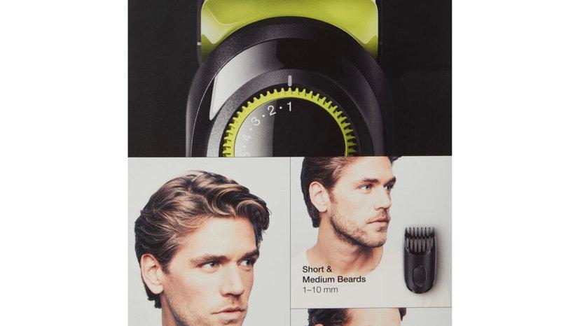 BRAUN BT3221 UK Shaving Plug Beard Trimmer