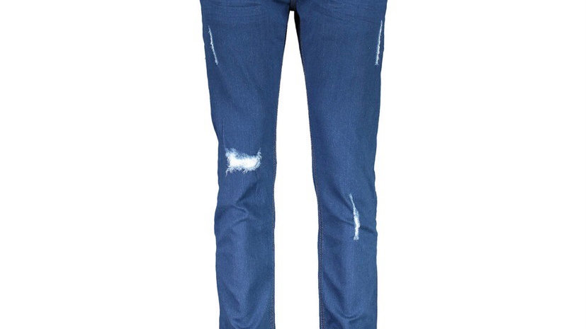 RINGSPUN Blue Skinny Fit Jeans