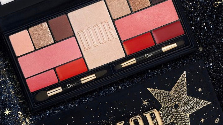 SPARKLING COUTURE PALETTE – COLOUR AND SHINE ESSENTIALS FACE, LIP AND EYE