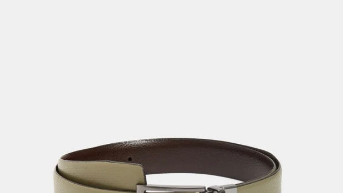 Ted Baker London QUETO Reversible leather belt