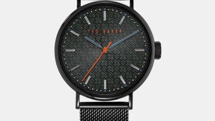 Ted Baker London MIMOZA Mesh bracelet watch