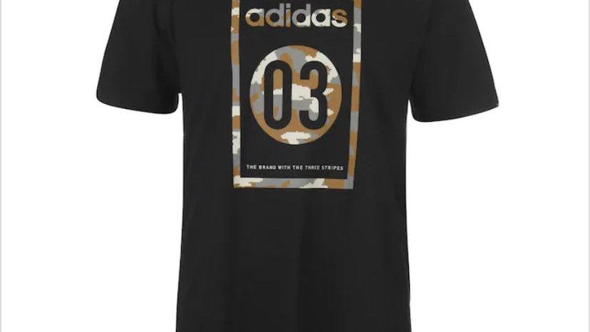 ADIDAS - Camo Men's T-shirt