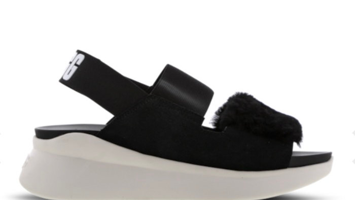 UGG Silverlake - Women Sandals (Black)