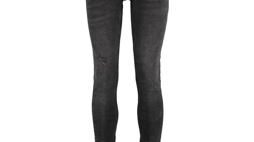 SHINE ORIGINAL Grey Skinny Fit Denim Jeans