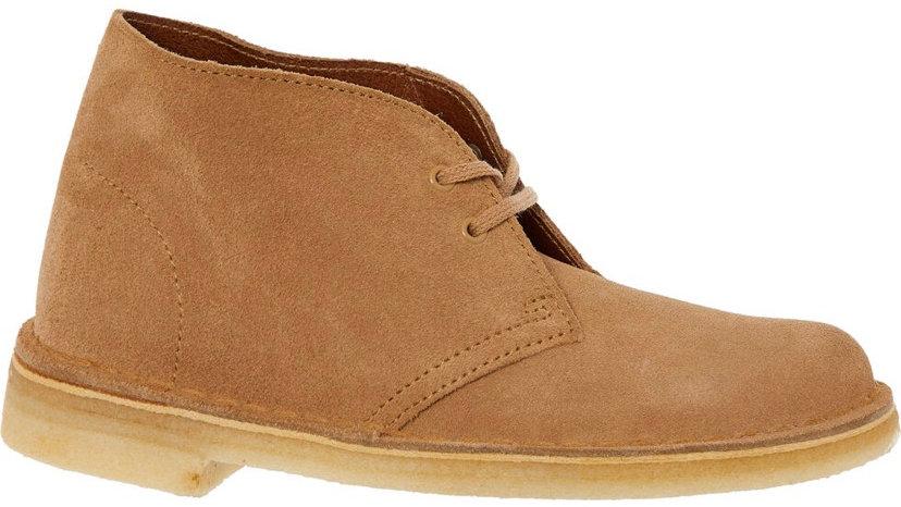 Clark's Originals Desert Boots Brown (UK 4.5 Women)