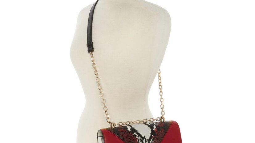 EMPORIO ARMANI Red Shoulder Bag