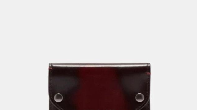 Ted Baker London BATTER Burnished leather cardholder