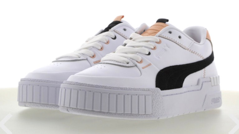 Puma Cali Sport Asymetric - Women Shoes