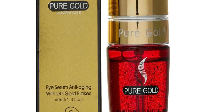 ISO BEAUTY Gold Flakes Eye Anti-Aging Serum 40ml