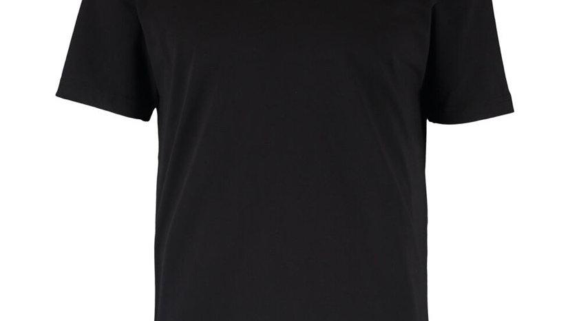 CHAMPION Black Script Logo T Shirt