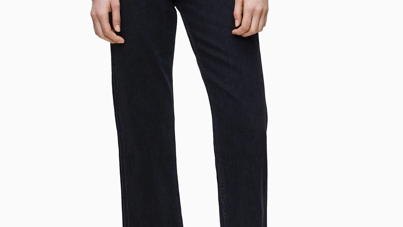 CKJ 030 HIGH RISE STRAIGHT ANKLE JEANS