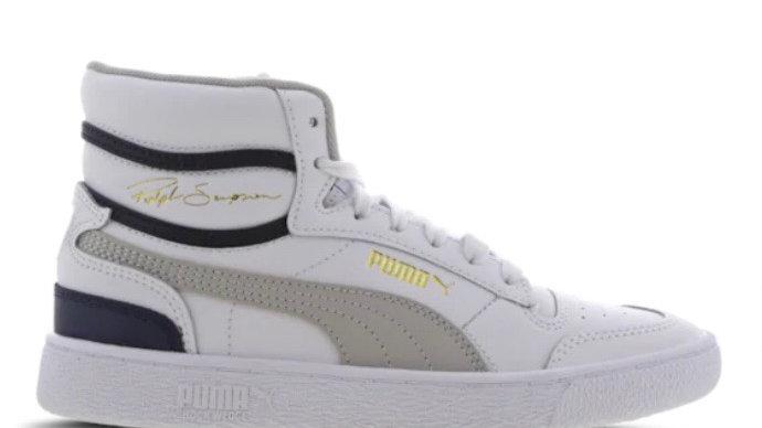Puma Ralph Sampson - Grade School Shoes