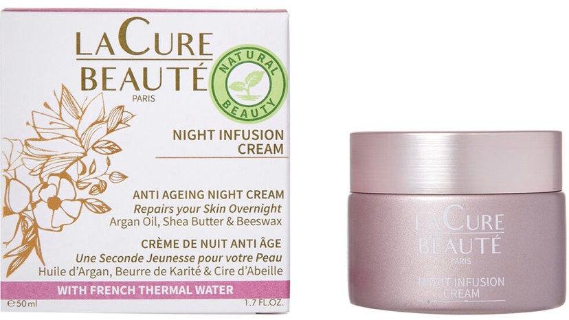 LA CURE BEAUTE Night Infusion Cream 50ml