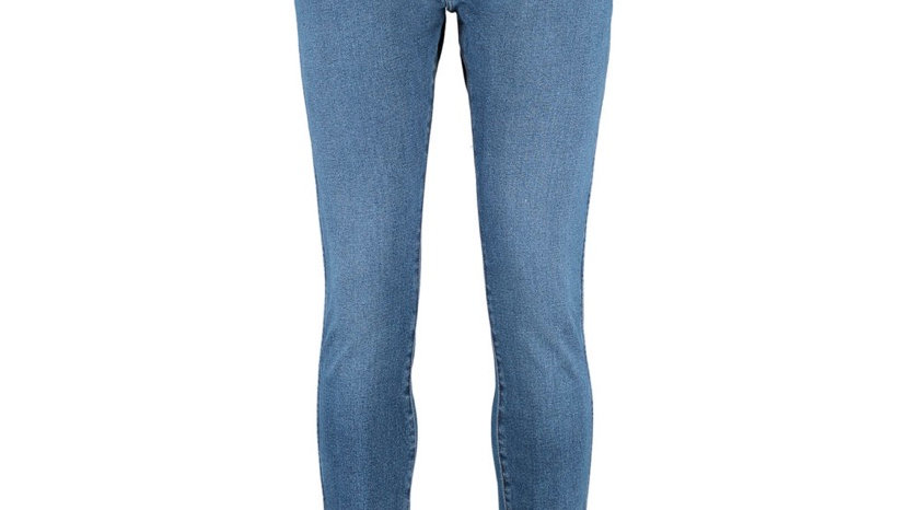 WRANGLER Denim Blue Wash Skinny Jeans