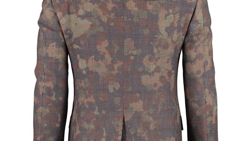 STELLA MCCARTNEY Multicoloured Wool Camo Blazer