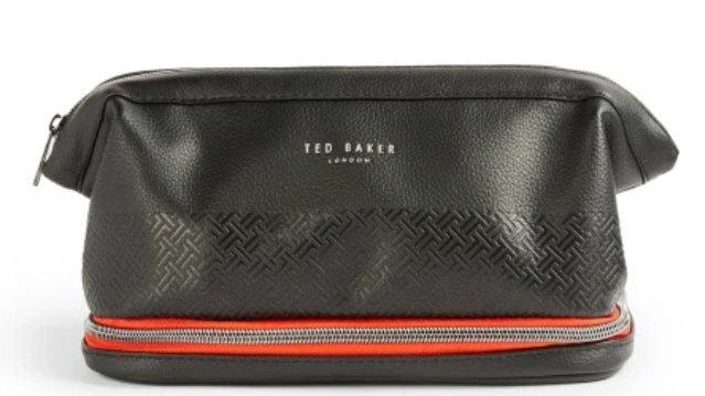 Ted Baker London CABLES Branded washbag