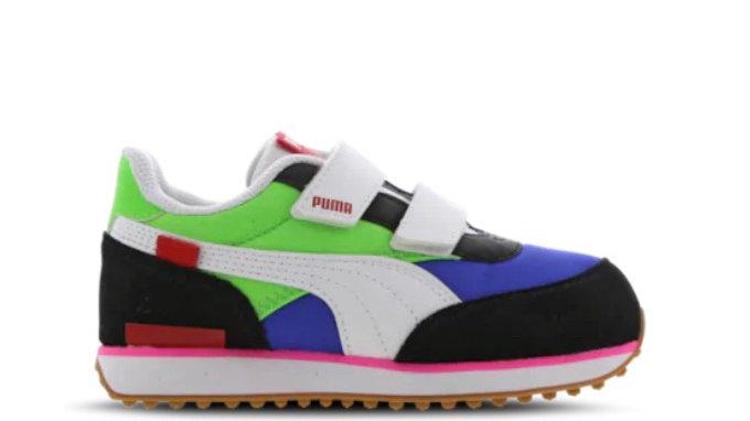 Puma Future Rider - Pre School Shoes