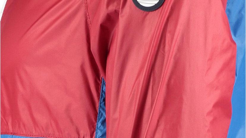 TIMBERLAND Red & Blue Lightweight Jacket