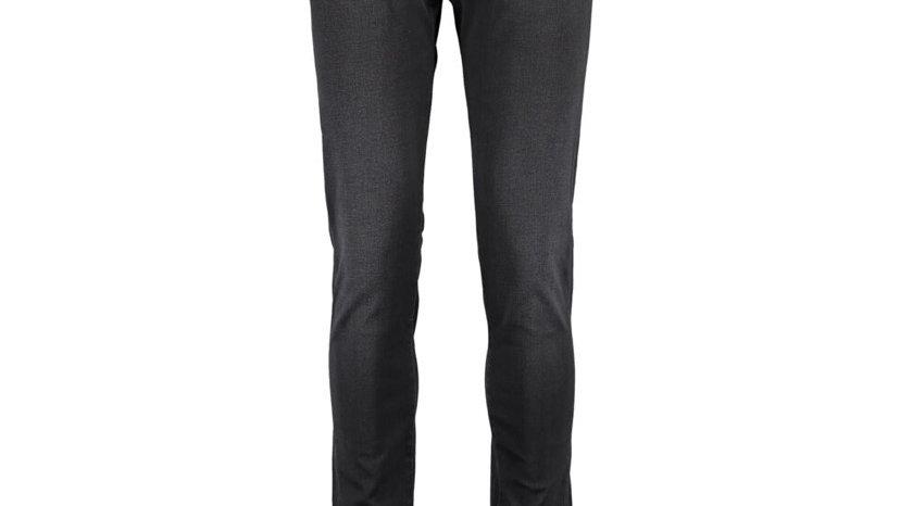 EDWIN Black Wash Skinny Jeans