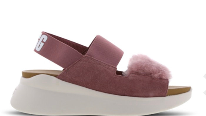 UGG Silverlake - Women Sandals (Pink)