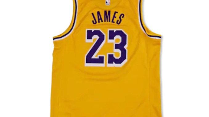 Nike Nba Los Angeles Lakers Lebron James