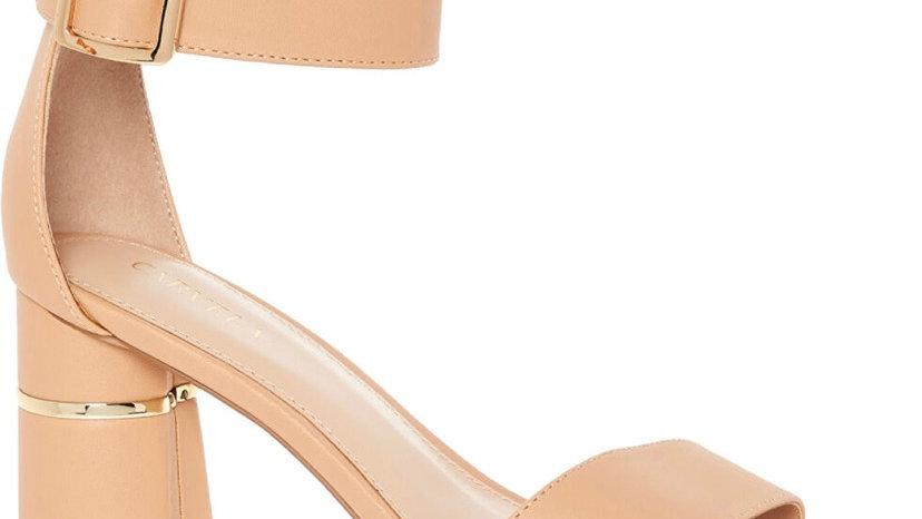 CARVELA Nude Heeled Sandals