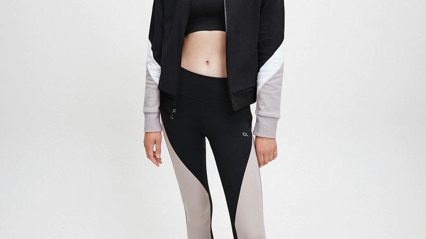 Calvin Klein - COLOUR BLOCK ZIP UP TRACK JACKET