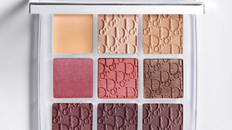 DIOR BACKSTAGE EYE PALETTE Multi-finish, high pigment prime, shade, highlight,