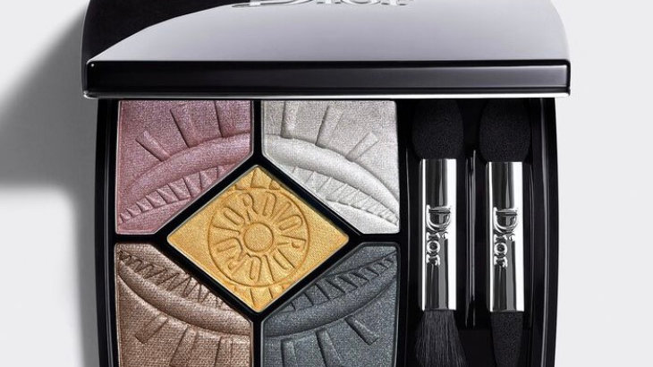 5 COULEURS - LIMITED EDITION High fidelity colours & effects eyeshadow palette