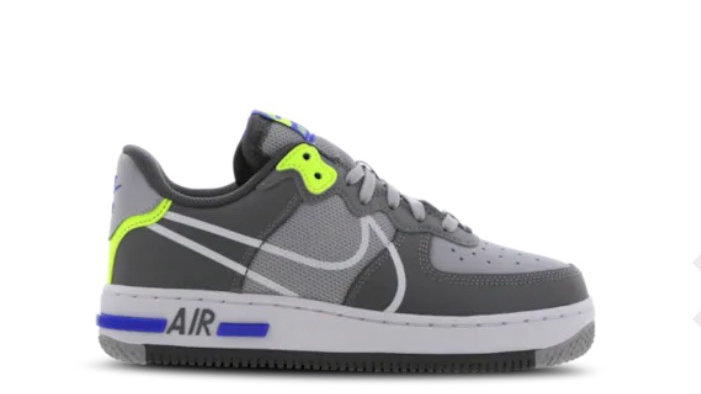 Nike Air Force 1 React - Grade School Shoes