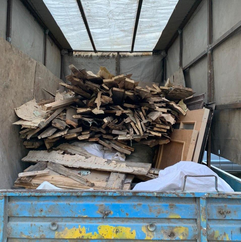 Вывоз мусора г.Пушкин