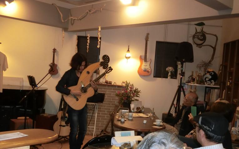 高尾和樹ギターライブ