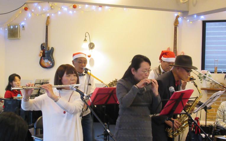 Aya&Shu with Friends クリスマス・ライブ