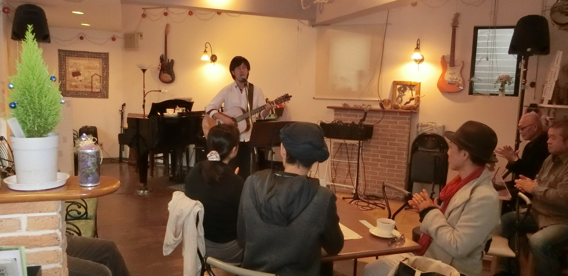 都竹宏樹 旅ライブ in 瀬戸田