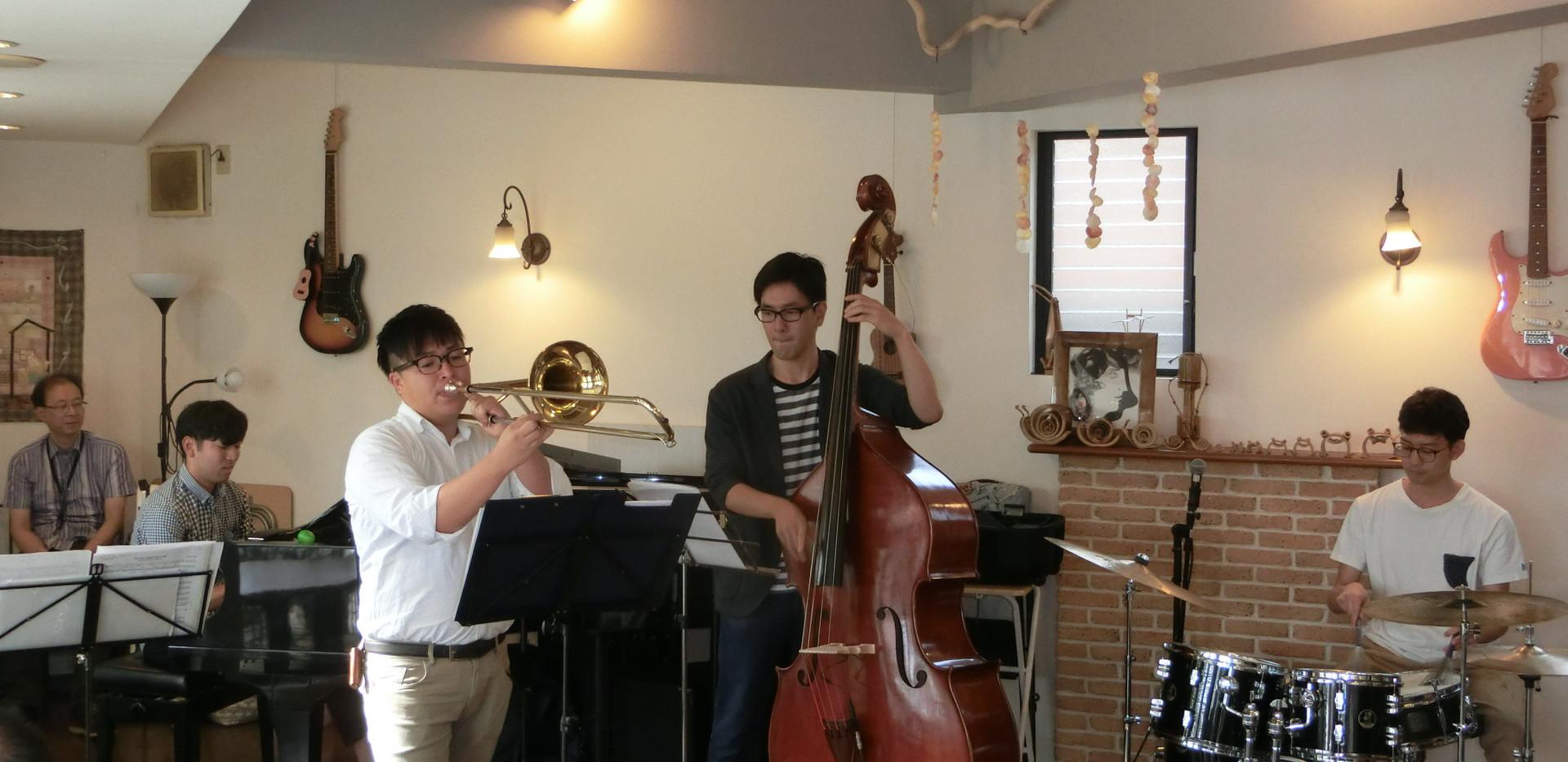 The Puffers Jazz Quintet