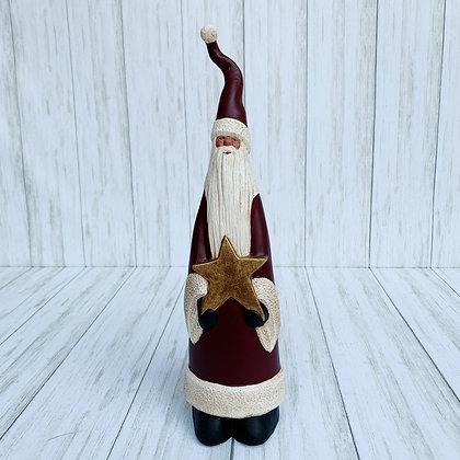 Medium Star Santa