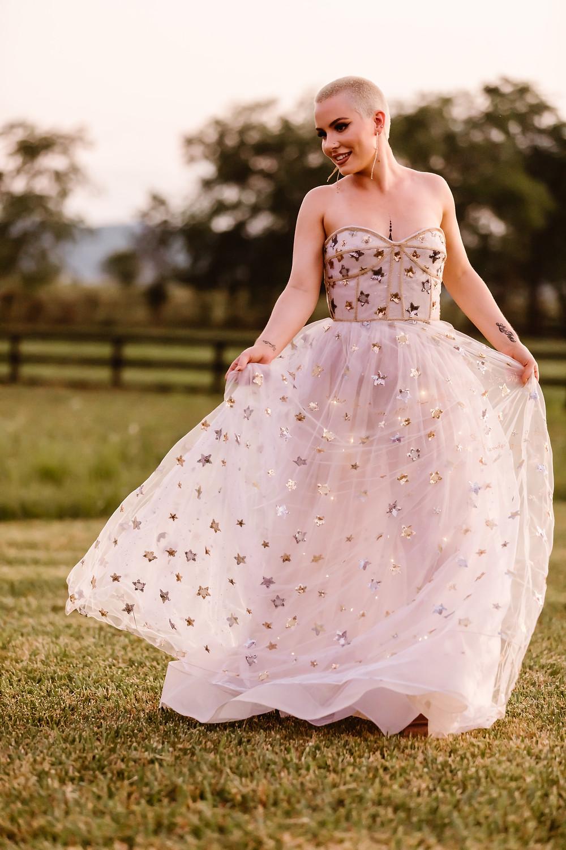 Dreamy Elopement Dress