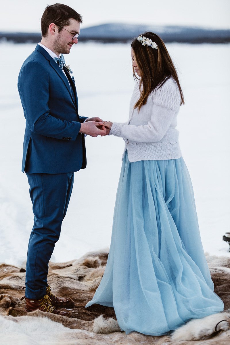 Wedding in Sweden