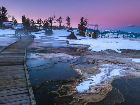 Winter Elopements: US National Parks