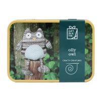 Crafty Creatures - Olly Owl