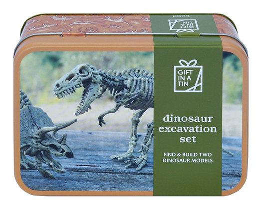 Dinosaur Excavation Set