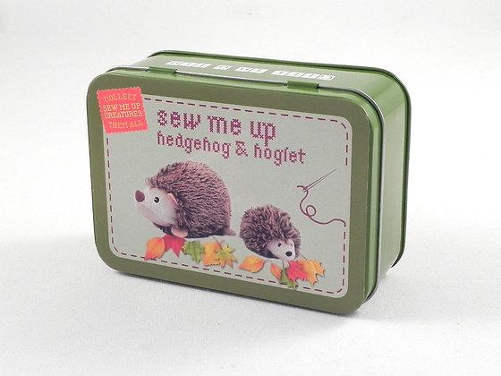 Sew Me Up Hedgehog & Hoglet