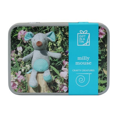 Crafty Creatures - Milly Mouse