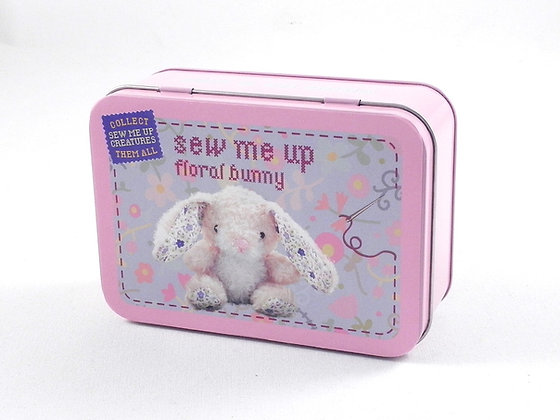 Sew Me up Floral Bunny