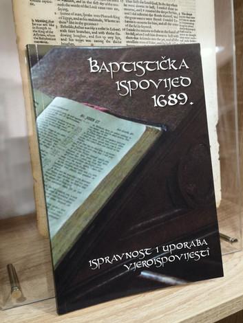 Baptistička ispovjed 1689.